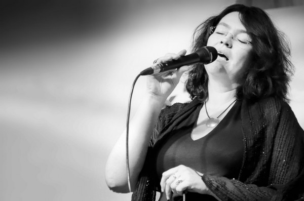 Jazz Sängerin Mia Weirich Kempten