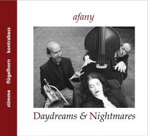 CD Cover Trio Afany