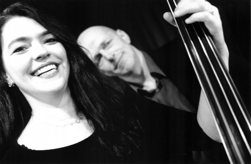 Jazz au Chocolat, Mia Weirich und Tiny Schmauch